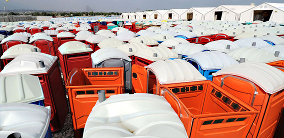 Champion Portable Toilets in Saint Clair Shores, MI